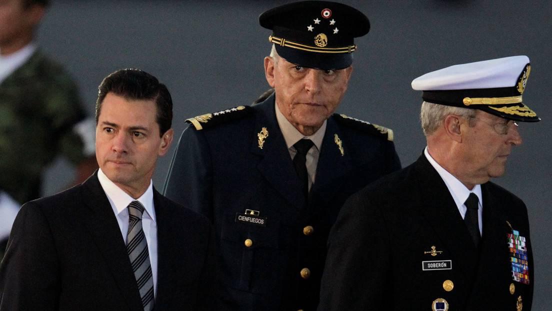 Corte federal en EE.UU. desestima los cargos contra el exsecretario de  Defensa de México, Salvador Cienfuegos - RT