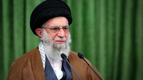 Líder supremo iraní: