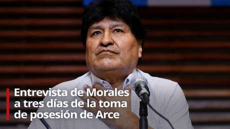 """Evo Morales, sobre las elecciones en EE.UU.: """"Si hay fraude, Donald Trump debe acudir a Luis Almagro"""" (VIDEO)"""