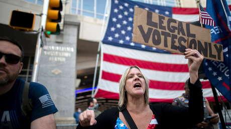 Trump planea reactivar sus mítines de campaña mientras impugna los resultados electorales en estados clave