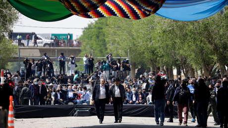 """""""Volver a mi patria que tanto quiero me llena de alegría"""": Evo Morales regresa a Bolivia después de un año en el exilio"""