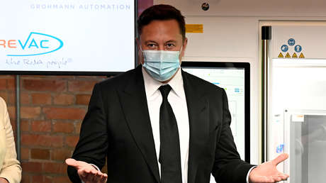 """""""Algo extremadamente falso está sucediendo"""": Musk se hace cuatro pruebas de covid-19 en un mismo día y da positivo solo en dos"""