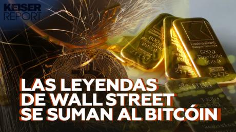 """""""Todos los peces gordos se están poniendo en contra del dólar"""""""