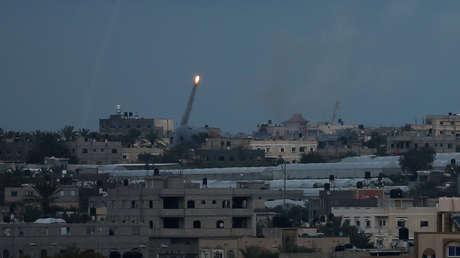 Israel denuncia el lanzamiento de dos cohetes a su territorio desde Gaza