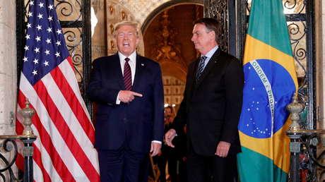 'Trump' puede ganar las elecciones... municipales brasileñas (a las que se presenta 'Lincoln' y 70 'Bolsonaros')