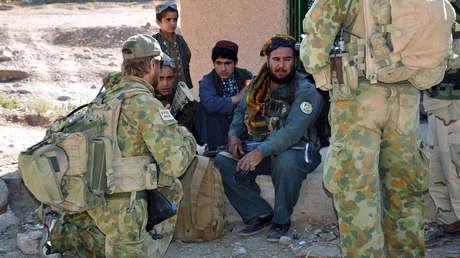 """Australia reconoce que sus militares ejecutaron a al menos 39 civiles afganos, en algunos casos solo para lograr su """"primer asesinato"""""""