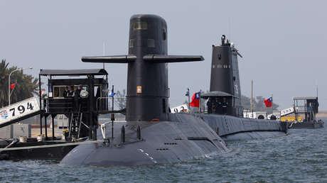 """Taiwán comenzará a construir nuevos submarinos la próxima semana tras afirmar que tiene derecho a """"la autodefensa"""""""