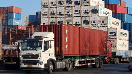 China refuerza su dominio de las exportaciones mundiales a pesar de la guerra comercial con EE.UU.