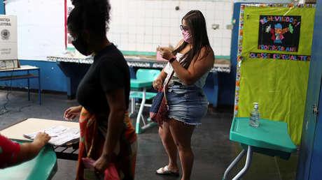 La centroderecha se impone en las municipales de Brasil mientras que el 'bolsonarismo' sufre otro duro golpe