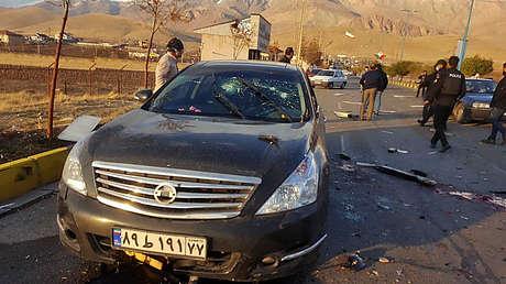 Fakhrizadeh fue asesinado con un 'hardware' controlado por satélite