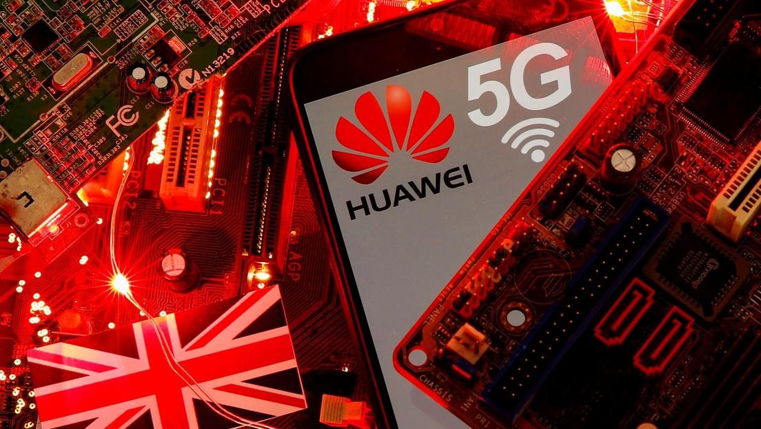El Reino Unido prohibirá a sus empresas instalar nuevos equipos de 5G de Huawei a partir de septiembre de 2021