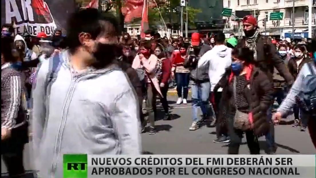 Los nuevos créditos del FMI para Argentina deberán ser aprobados por el Congreso Nacional