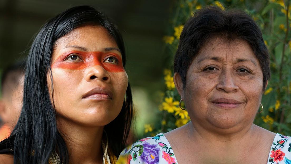 Dos indígenas latinoamericanas reciben el prestigioso premio Goldman por sus aportes a la protección medioambiental
