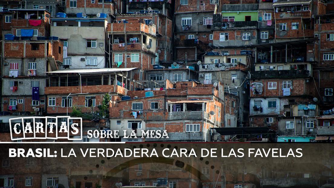 Brasil: La verdadera cara de las favelas