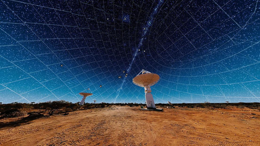 Crean un mapa astronómico con más de un millón de galaxias desconocidas, disponible en formato de tour virtual