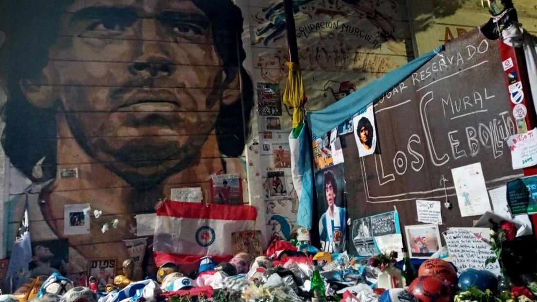"""""""Diego vive en nosotros"""": Rituales y deificación de Maradona en Argentina"""
