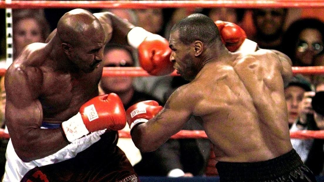 """""""El mundo está esperando"""": Holyfield se declara listo para enfrentarse a Tyson y lo llama a """"firmar el contrato y subir al ring"""""""