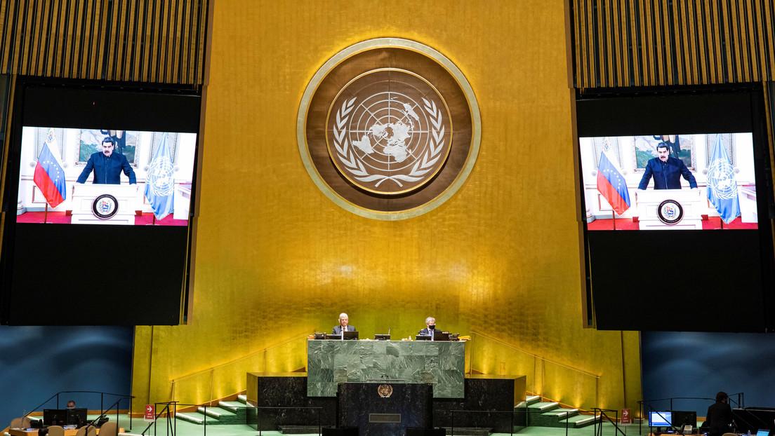 """Embajador de Venezuela agradece a la ONU por el reconocimiento de los diplomáticos designados por Maduro como los """"únicos y legítimos"""""""