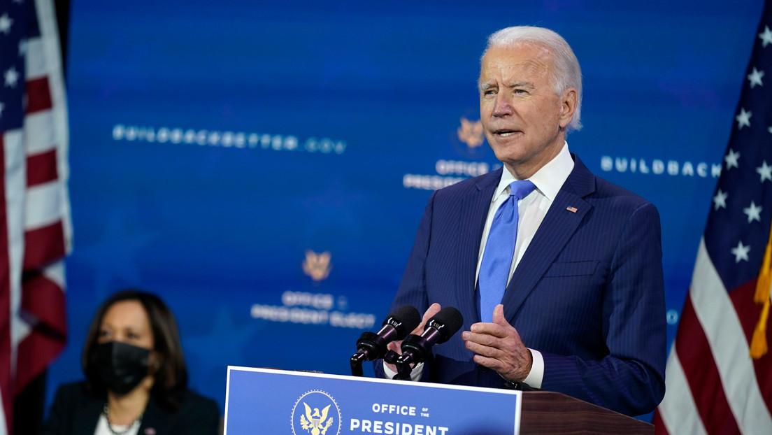 """Biden augura otras 250.000 muertes por coronavirus hasta enero, por lo cual """"la Navidad va a ser mucho más difícil"""""""