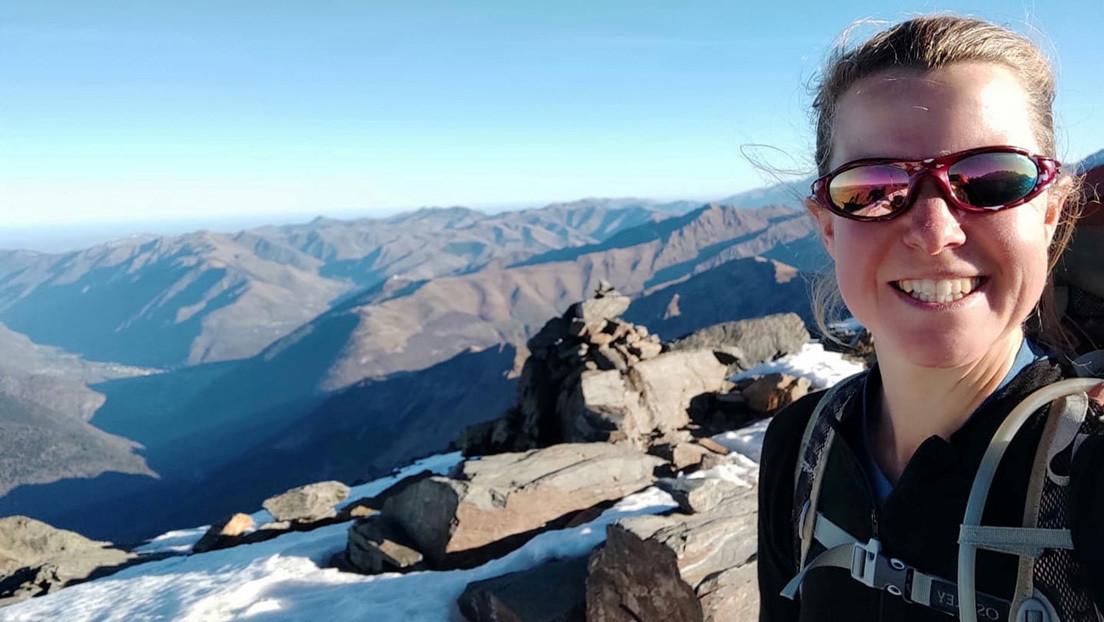 Las Policías francesa y española buscan a un hombre por la desaparición de una senderista británica en el Pirineo