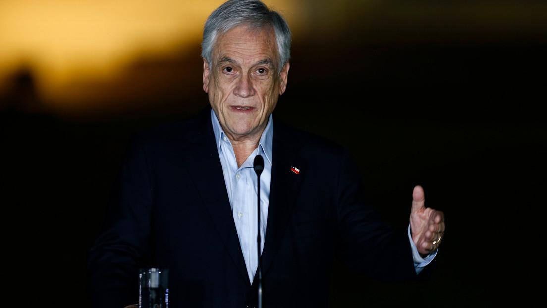 Piñera extiende el estado de catástrofe en Chile hasta marzo