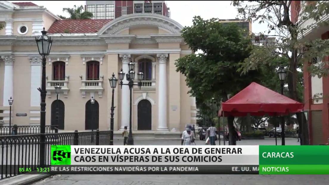 Rusia insta a respetar el proceso electoral en Venezuela y condena los llamamientos a socavar los comicios