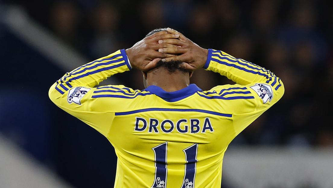 """""""Nací en el fútbol contigo"""": Las conmovedoras palabras del marfileño Didier Drogba por la muerte de Maradona"""