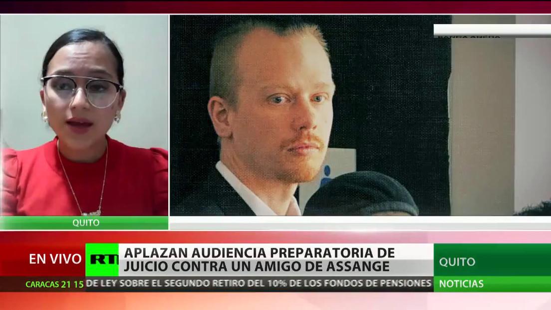 """Jueza ecuatoriana prohíbe a observadores externos participar en el juicio contra Ola Bini """"para que no se torne en un show"""""""