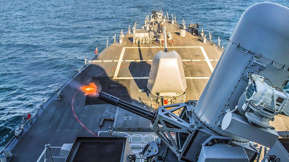 EE.UU. aprueba la venta de sistemas antimisiles Phalanx CIWS a la Armada de Corea del Sur