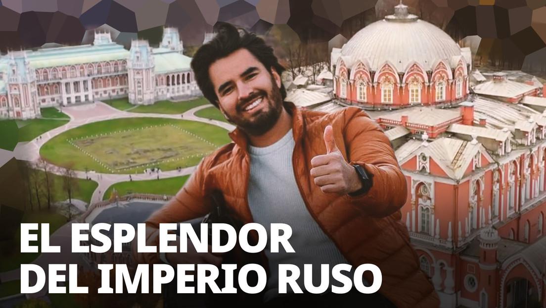 El esplendor del Imperio ruso: los palacios de los Románov en Moscú