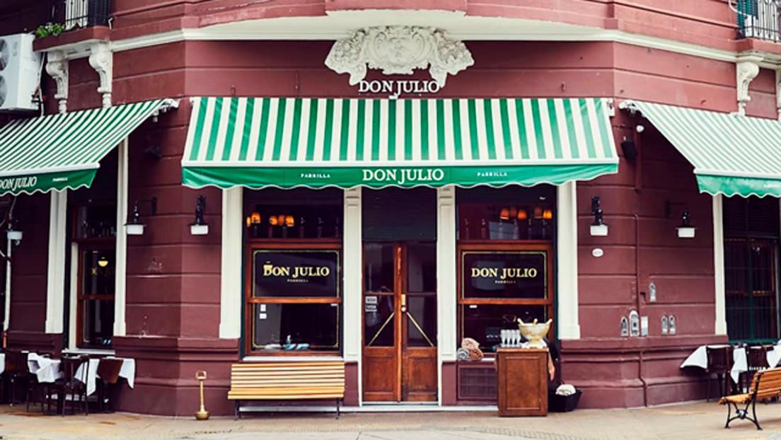 El mejor restaurante de América Latina es argentino y se llama Don Julio