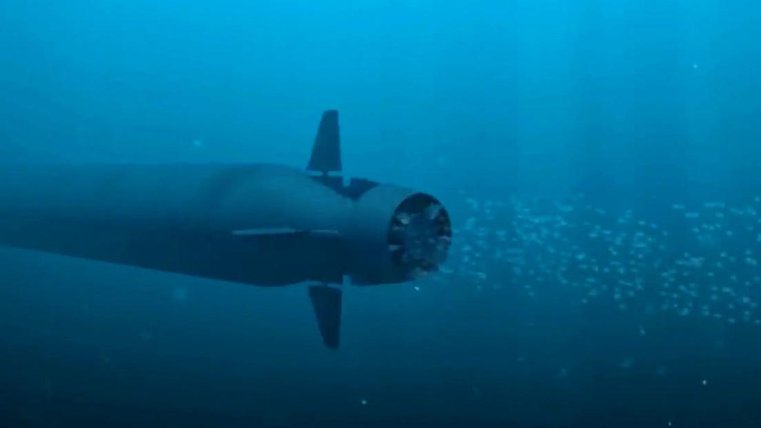 """Putin: """"Estamos creando embarcaciones de alta mar no tripuladas, incluidos los submarinos para la defensa"""""""