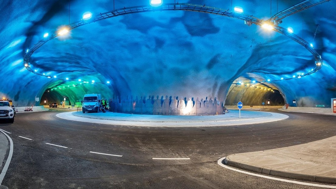 Próxima a estrenarse primera rotonda submarina del mundo