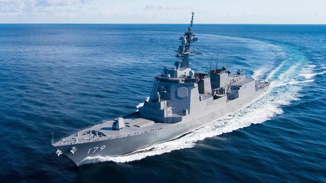 Japón estudia construir dos nuevos destructores de defensa antimisiles que estarían entre los mayores del Pacífico