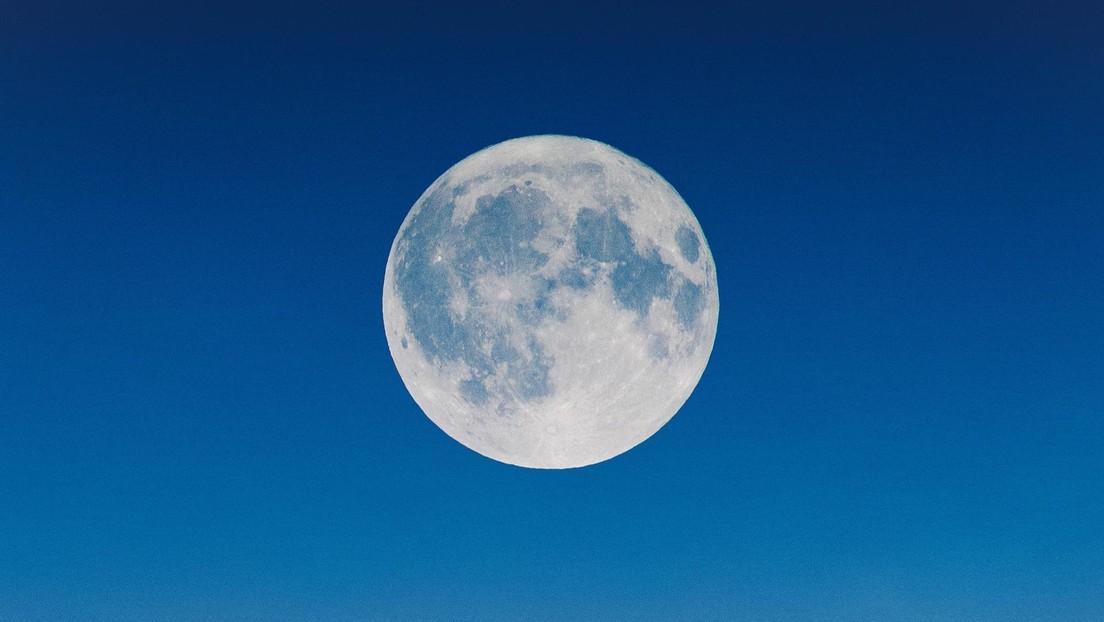 Una simulación recrea la formación de la Luna tras el impacto de un planeta contra la Tierra