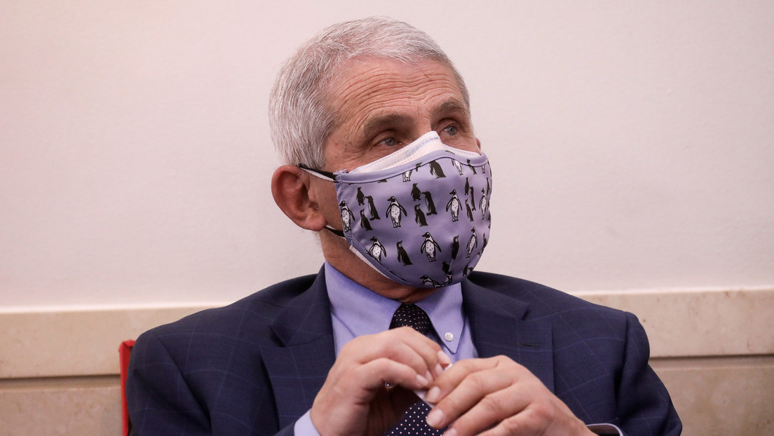 "Anthony Fauci sobre el coronavirus en EE.UU.: ""Enero va a ser terrible"""