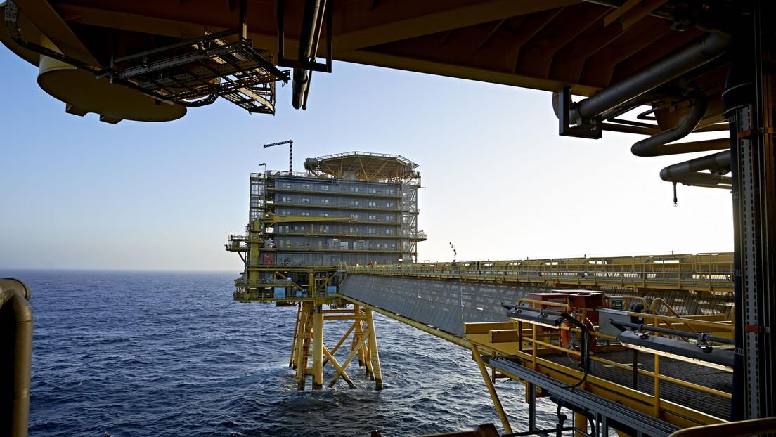 Dinamarca dejará de extraer petróleo y gas en mar del Norte para 2050