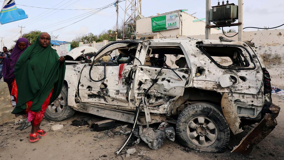 Reportan el asesinato de un oficial de la CIA durante una redada en Somalia