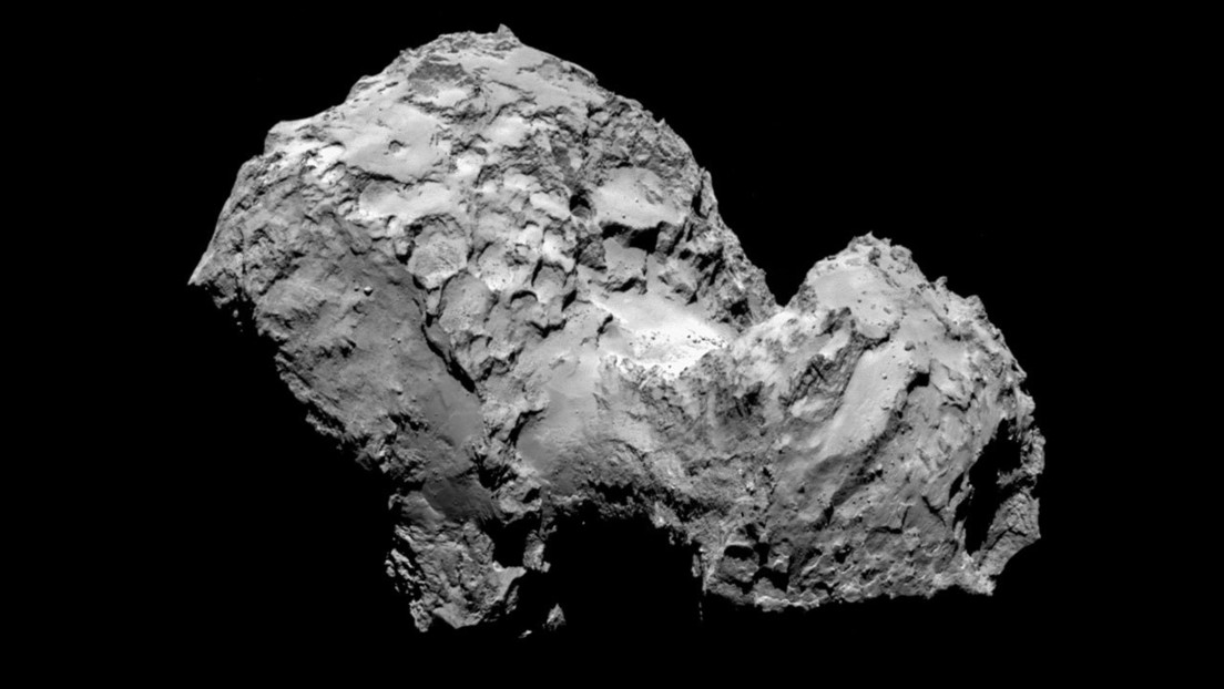 Hallan por primera vez en un cometa el último elemento clave para la vida en la Tierra