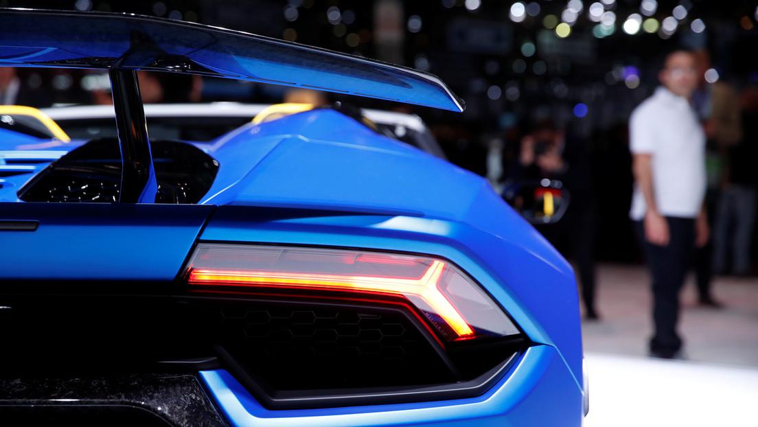 De 0 a 100 kilómetros por hora en 3 segundos: El nuevo superdeportivo de Lamborghini rompe moldes con un diseño más ligero