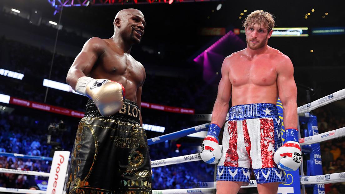 """""""Es una broma para el deporte"""": La Red reacciona al combate entre Floyd Mayweather y el 'youtuber' Logan Paul"""