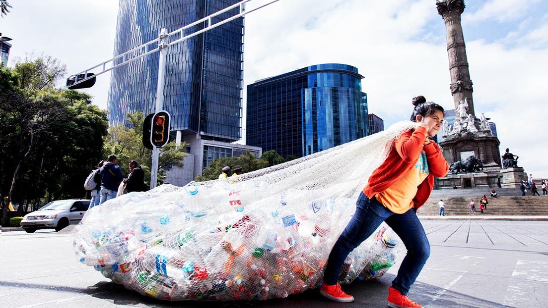 Coca-Cola, Pepsi y Nestlé encabezan la lista de los principales contaminantes plásticos por tercer año consecutivo