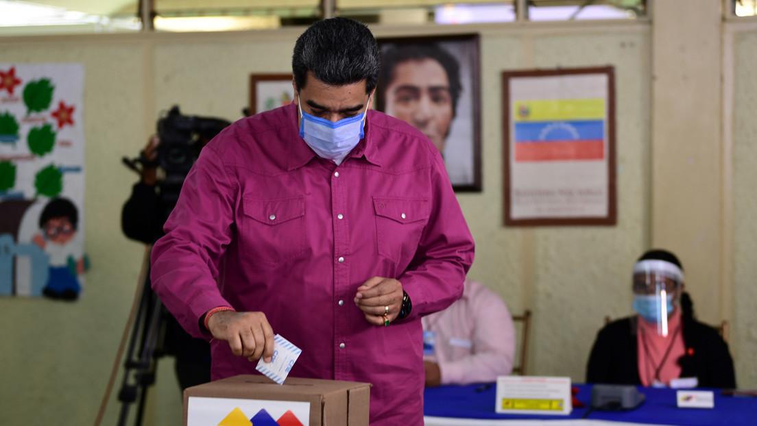 Jorge Rodríguez revela la razón por la que Maduro cambió de centro de votación en las parlamentarias de Venezuela