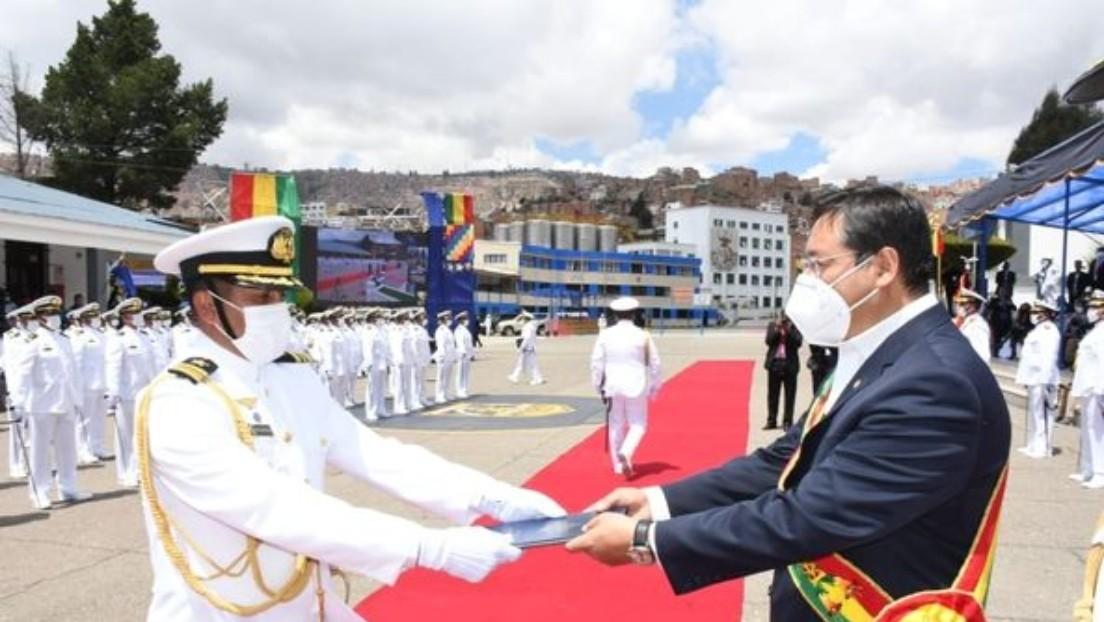 """Presidente de Bolivia advierte a las Fuerzas Armadas que """"no es posible eludir la justicia"""" tras las muertes ocurridas durante el gobierno de facto"""