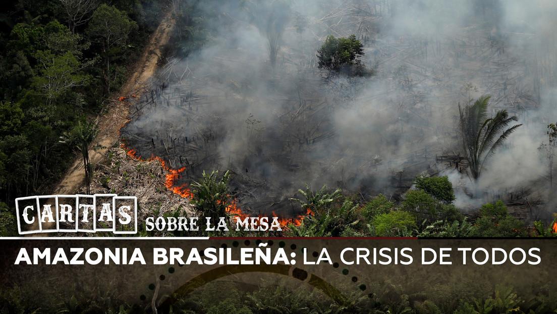 Amazonia brasileña: La crisis de todos