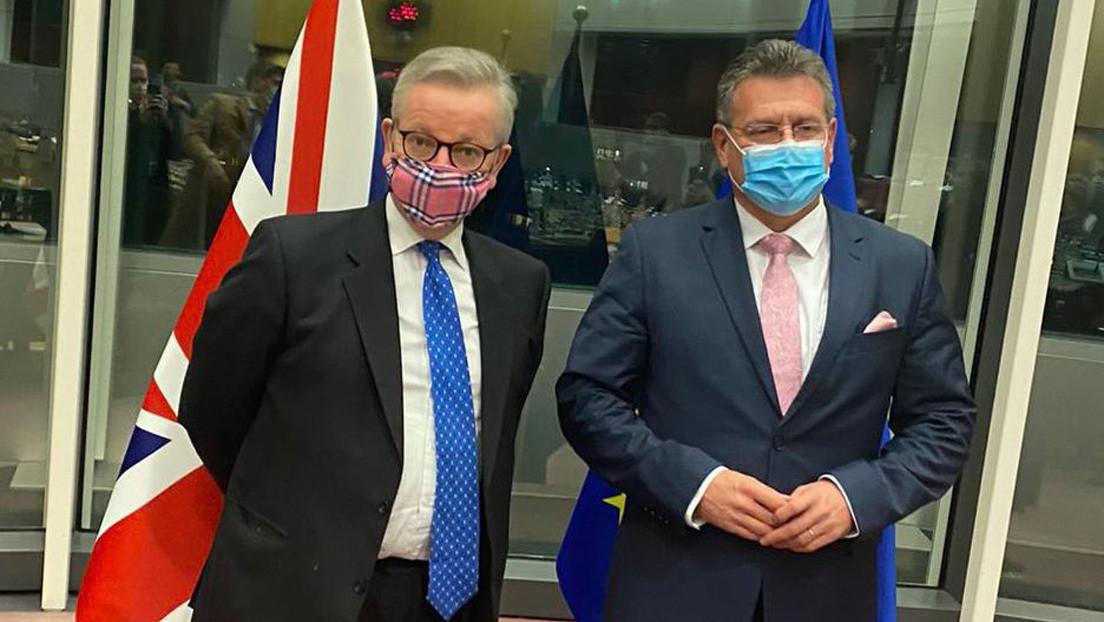 Reino Unido y la UE llegan a un acuerdo para el Brexit después de que Londres haya retirado las polémicas cláusulas sobre Irlanda del Norte
