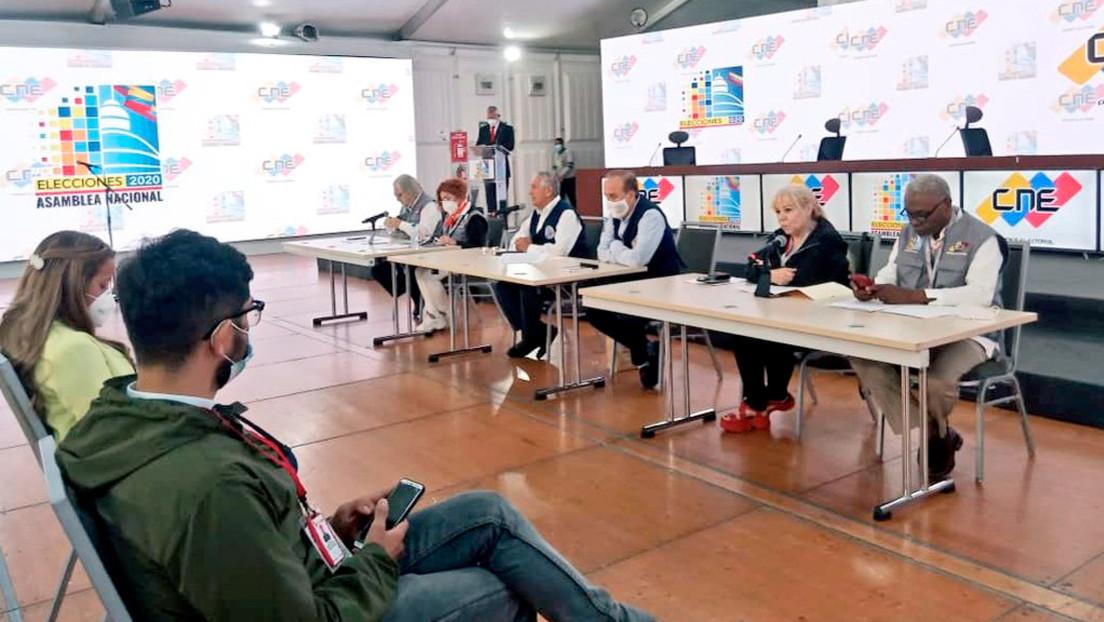 Observadores internacionales piden a EE.UU., Canadá y la UE reconocer los resultados de los comicios venezolanos