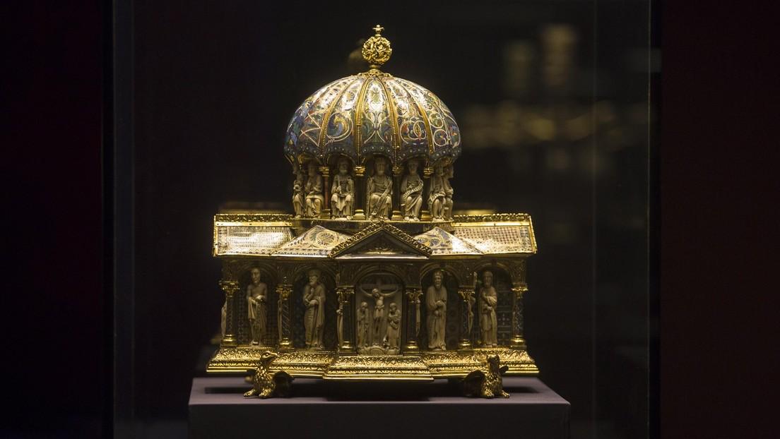 La 'guerra judicial' por un tesoro medieval que compraron los nazis termina en la Corte Suprema de EE.UU.