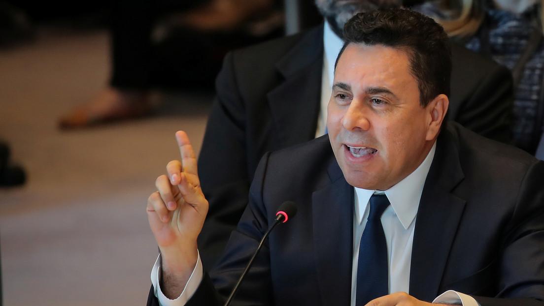 """Embajador de Venezuela ante la ONU denuncia que la OEA """"apoyará a EE.UU. en un golpe de Estado"""" contra el país suramericano"""