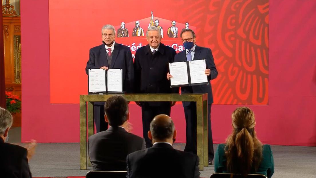 Gobierno de México y empresarios acuerdan posponer la aprobación de la reforma de ley que regulará la subcontratación